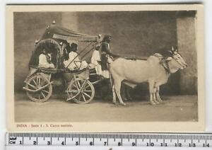 Cartolina-Estera-India-carro-nuziale-2340