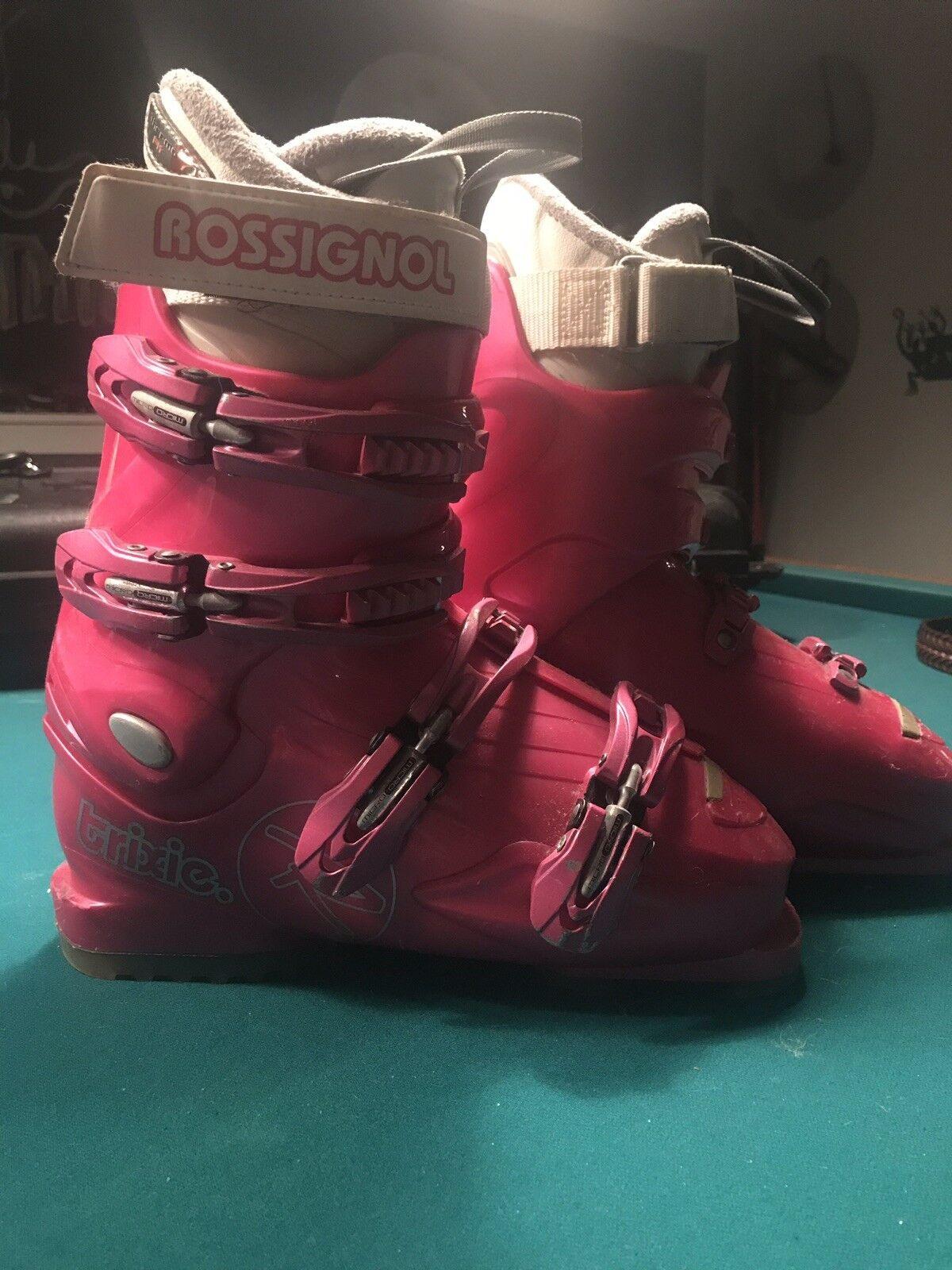 Ski Boot 24.5 Rossignol Trixie