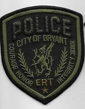 CAMDEN ARKANSAS AR Special Response Team SRT SWAT POLICE PATCH
