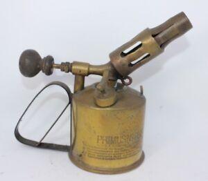 Primus-855-Brand-Vintage-Brass-Blow-Lamp-Torch
