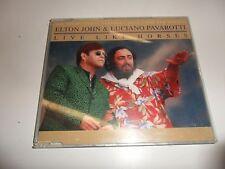 Cd  Live Like Horses von Elton John (1996) - Single