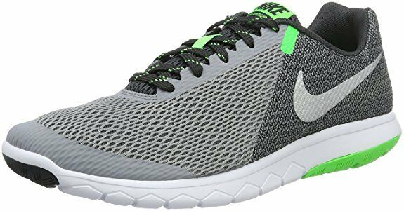 Nike Flex Experience RN 4 Running Shoe Size 14 Colors Stealth/Mtlc Silver/Anthra