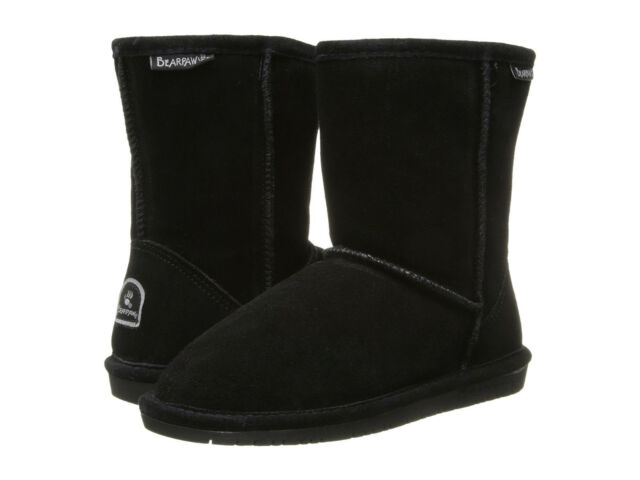 Kids Bearpaw Emma Youth Boot Suede 608Y