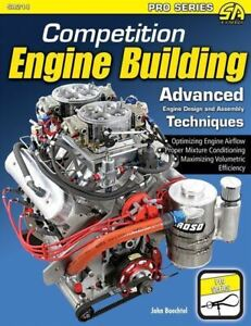 Competition-Engine-Building-Advanced-Engine-Design-amp-Assembly-Techniques-034-New-034