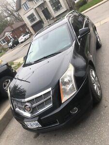2010 Cadillac SRX 2.8T Premium