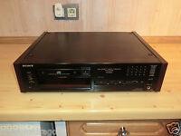 Sony CDP-X55ES High-End CD-Player, DEFEKT, optisch gepflegt