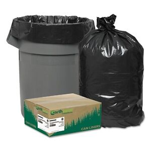 Earthsense Commercial Recycled Trash Can Liners - RNW5820