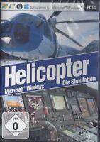 Pc Computer Spiel Helicopter - Die Simulation Simulator Neunew