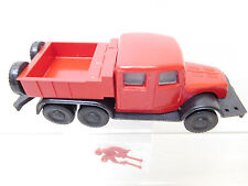 eso-5559 Modelltec 1:87 Tatra Zugmaschine rot sehr guter Zustand,