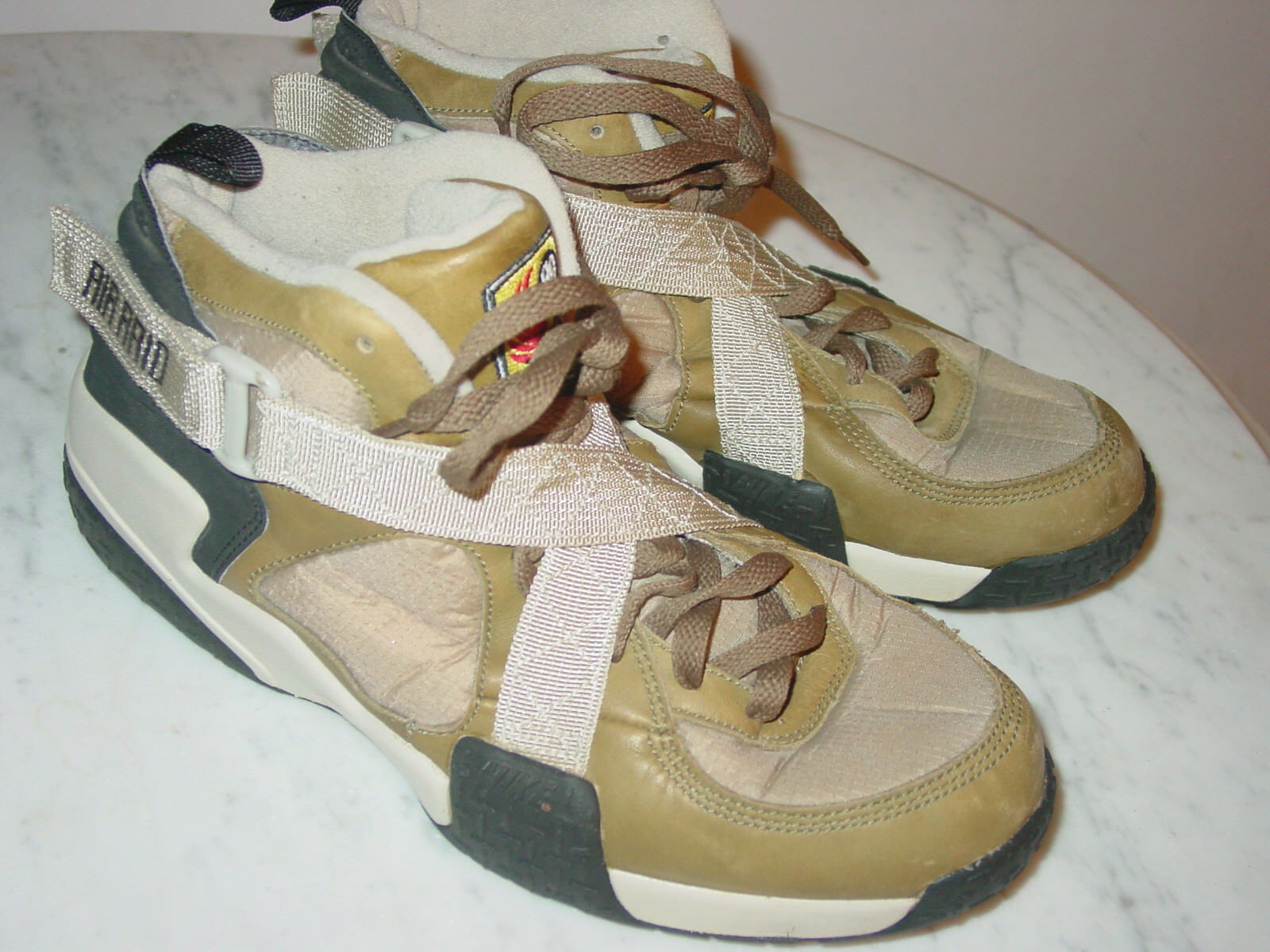2004 Nike Air Air Air Raid Tuskegee Airmen 99th Fighter Squadron shoes  Size 10.5 827893