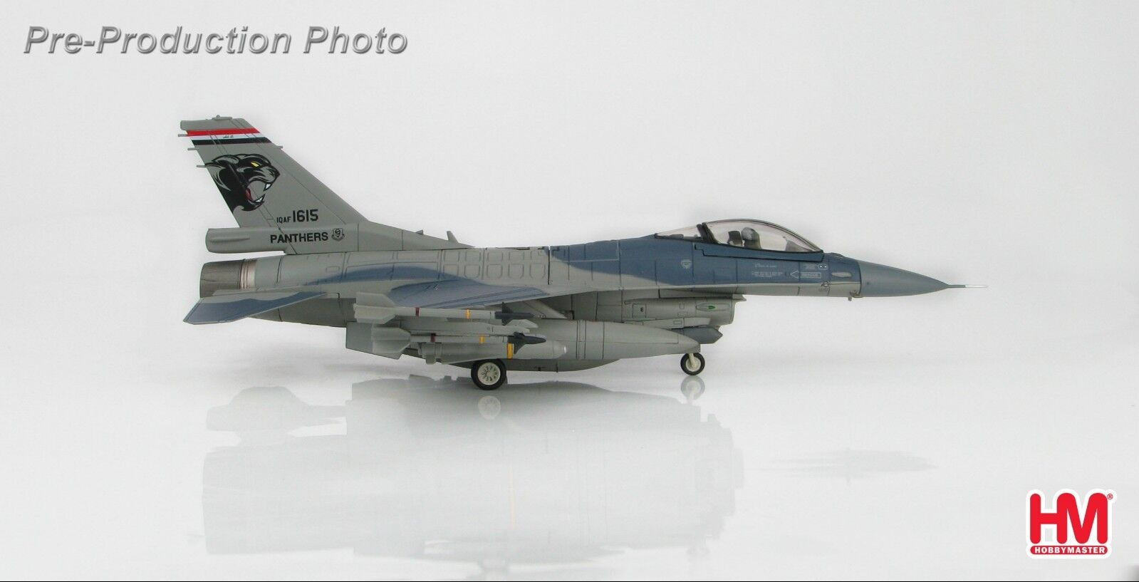 Hobby Master HA3863, Lockheed F-16C bloque 52 1615, la fuerza aérea iraquí, 2015