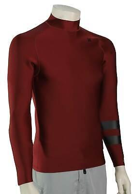 Hurley Advantage Plus 1 MM Reversible LS Surf Jacket Black