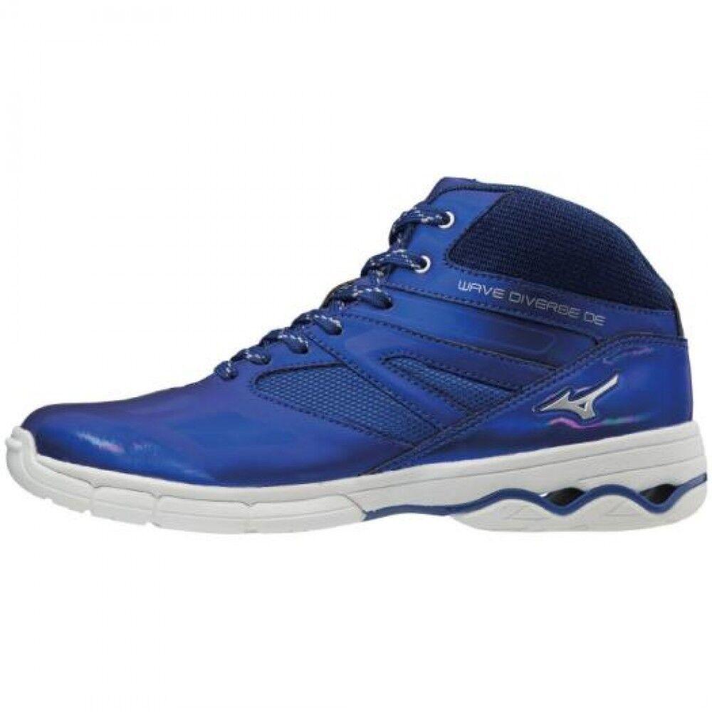 Mizuno Dance Fitness Schuhes WAVE DIVERSE DE K1GF1874 Blau Free shipping