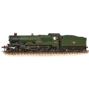 Graham-Farish-372-032-N-Gauge-BR-Green-5070-Sir-Daniel-Gooch