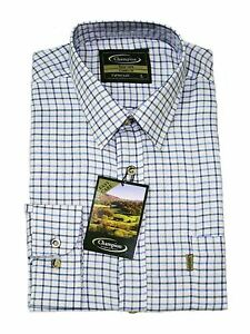 Champion-Mens-Tattersall-Country-Check-Shirts-Farming-Fishing-Shooting-Free-Post