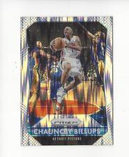 2015-16 Panini Prizm Prizms Flash #250 Chauncey Billups Pistons