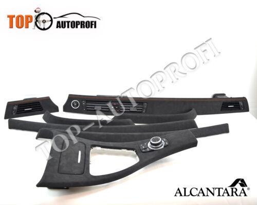 BMW E90 E91 Interieurleisten mit Alcantara veredeln für M sowie für Performance