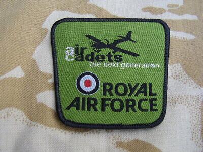 Royal Air Force RAF Air Cadets ATC Military Combat Jacket//Shirt TRF Patch//Badge