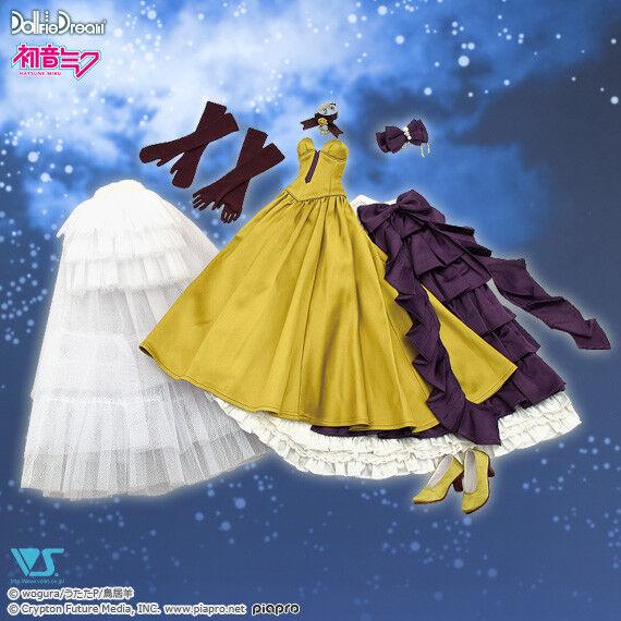 Volks DD Dollfie Dream Vocaloid Hatsune Miku Siren Dress Outfit NOW ON SALE F//S