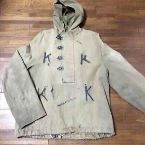 VINTAGE-CLOTHES-PARKA-HOODIE-MEN-CASUAL-COAT-RAIN-MEDIUM-M-40-039-S-RARE-USA-JAPAN
