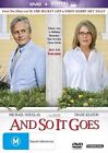 And So It Goes (DVD, 2014)