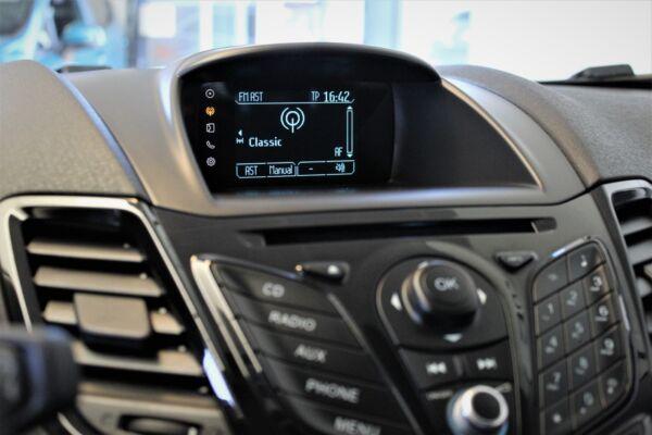Ford Fiesta 1,0 SCTi 140 Red Edition billede 10