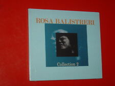 ROSA BALISTRERI COLLECTION 2   CD 18 TRK NEW SEALED SIGILLATO 2004 LUCKY PLANETS