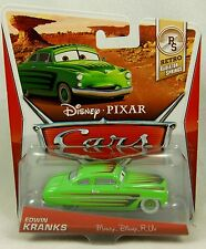 Disney Pixar Cars Edwin Kranks Retro Radiator Springs Series Diecast Toy 1:55 RS