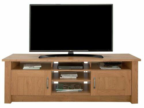 Oak Effect Home Ohio TV Unit
