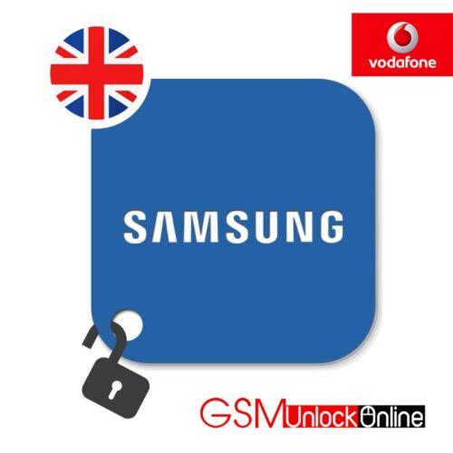 Code de déblocage pour Royaume-Uni Vodafone Samsung Galaxy S6 SM-G920F//S6 Edge