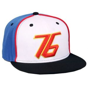 a3eb503b885 Image is loading OFFICIAL-OVERWATCH-SOLDIER-76 -CHARACTER-STYLED-BLUE-SNAPBACK-