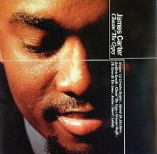 JAMES CARTER Chasin' The Gypsy, Scarce 2000 Jazz CD, NEW