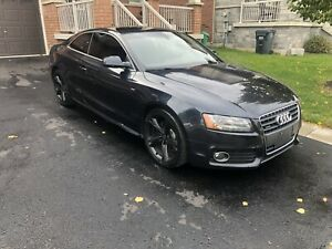 Beautiful 2012 Audi A5 S-Line loaded Navi, reverses can $9980