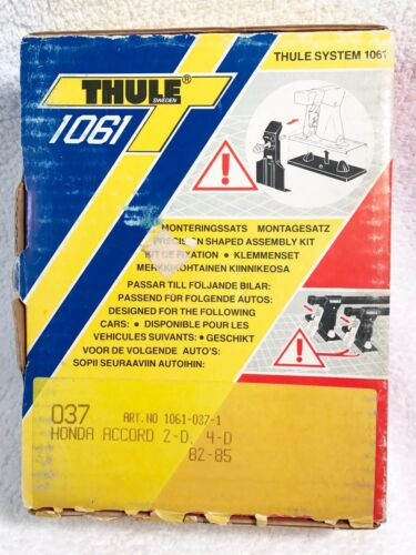 New THULE Roof Rack Aero Foot Fit Kits *Different Kits to Choose From*
