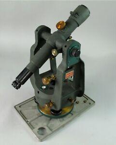 K-amp-e-Keuffel-amp-Esser-Paragon-Jig-Transito-Livella-Portata-9092-1A-con-Custodia