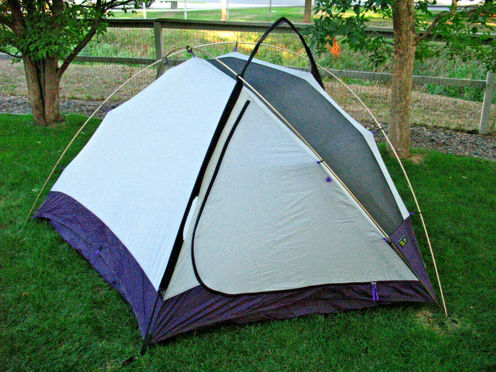 Mountain Hardwear Skyview 3 - 3 Person 3/4 Season Convertible Tent, Great Shape