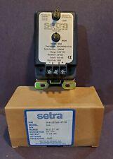 Setra 26412r5wd11t1g Differential Pressure Transducer Calibration Cert Nib 120