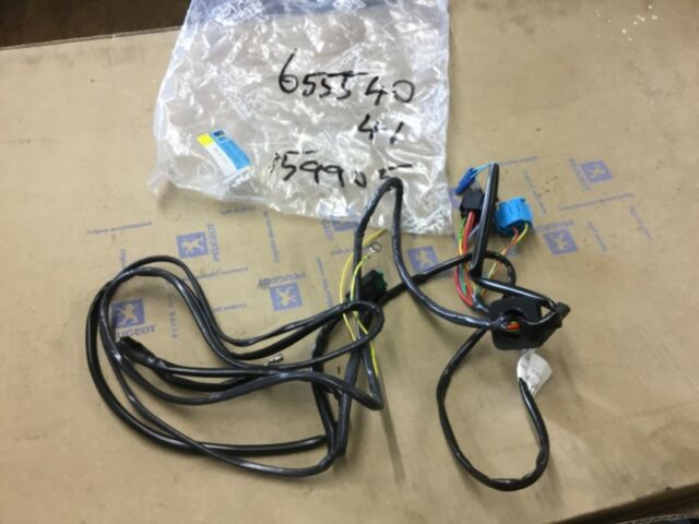 Superb Peugeot 405 205 309 Citroen Carburettor Wiring Harness Loom Wiring 101 Capemaxxcnl