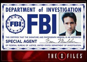 X-Files-Mulder-FBI-Badge-Photo-Magnet