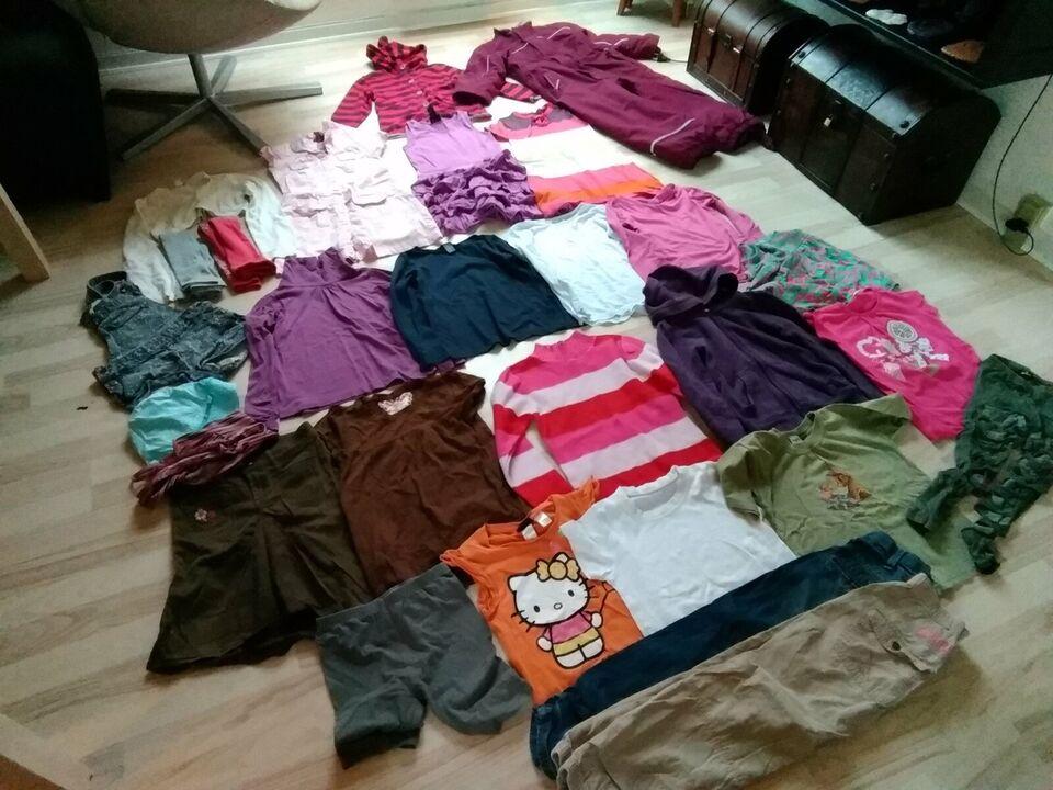 Blandet tøj, Bukser bluser kjoler, Flere