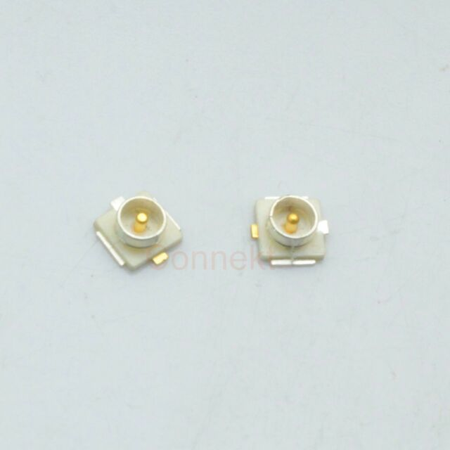 IPX U.FL RF Coaxial Connector SMD SMT solder PCB Mount Socket Jack female 2pcs