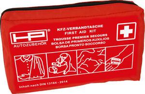 Kfz Verbandtasche DIN 13164 Verbandskasten Auto Verbandkasten Erste Hilfe Kasten