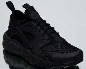 1b275afdbc1c Nike Air Huarache Run Ultra Men s New Black Casual Lifestyle ...