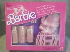 Barbie-Perfume-Pretty-Beauty-Bath-Set-For-TWO-FONDO-DI-MAGAZZINO