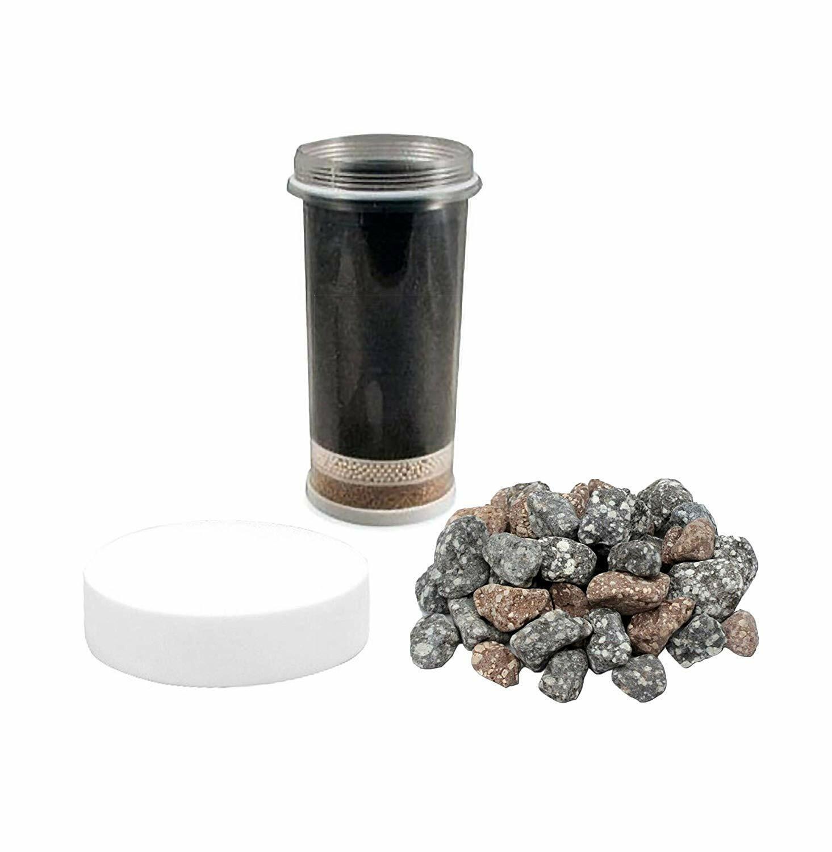 Nikken Aqua Pour 1 cartouche filtrante 1361 + 1362 + 1386-Advance Replacement
