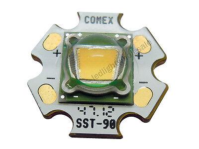 SST-90 SST90 30W Luminus Led Chip Light White 5700k / Warm White 3000k 20MM