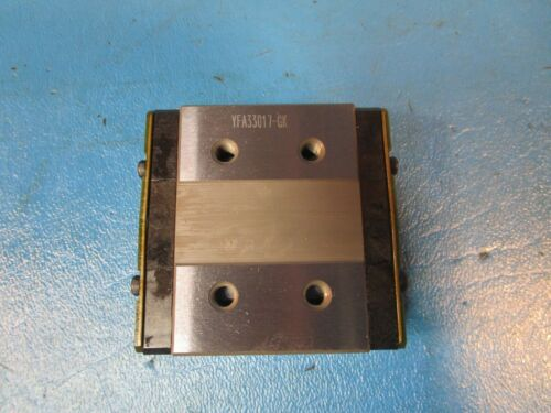 HRW-21CR THK HRW21CR1UU Block Linear Motion Guide Bearing GK Nippon, IKO, NB