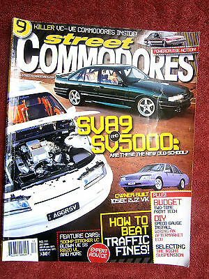 STREET  COMMODORES  MAGAZINE  # 141  JULY  2008  ISSURE