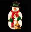 20-luci-LED-Decorazione-finestra-sagoma-a-Batteria-Natale-Regalo-Di-Natale miniatura 6