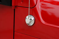 Jeep Wrangler Billet Antenna Housing Raw Aluminum